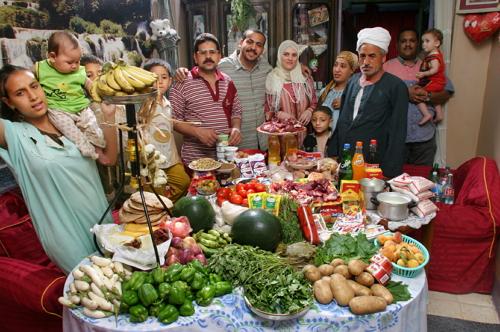 Ընտանեկան գաղտնիքներ ողջ աշխարհից. Եգիպտոս