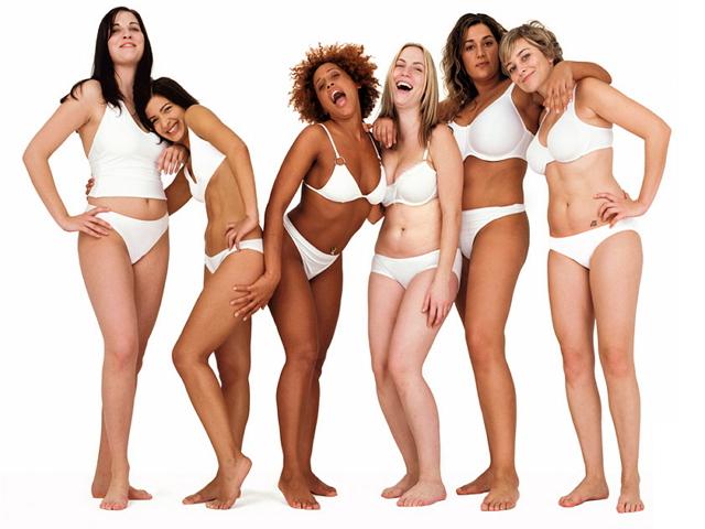 Կանայք էվոլյուցիայի ընթացքում գեղեցկանում են