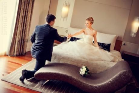 ▶ Ինչ է պետք իմանալ ամուսնական առաջին գիշերից առաջ. վախեր, ֆոբիաներ… (18+)