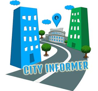 Օգտակար Անդրոիդ հավելված. City Informer